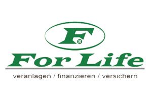 Logo von For Life Versicherung